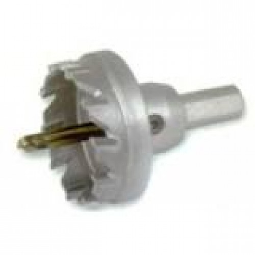 Tungsten Carbide Holesaw, Shallow Cut 20mm