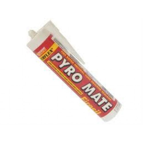 Tube Pyro Mate Firesil White